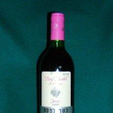 Botellas antiguas: PERAJ HA'A BIB KOSHER(RITO JUDIO)FLOR DE PRIMAVERA+FALSET,CAPÇANES,TARRAGONA+RABINO SALON COHEN+1977. Lote 39181880