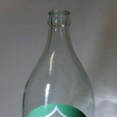Botellas antiguas: BOTELLA DE AGUA FONTECELTA 1L. Lote 134984014