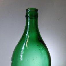 Botellas antiguas: BOTELLA DE AGUA CARVAHELHO 1L. Lote 39423359