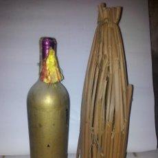 Botellas antiguas: PONCHE CRUZ ROSA. Lote 39410503