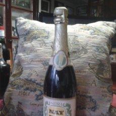 Botellas antiguas: SIDRA. Lote 39738920