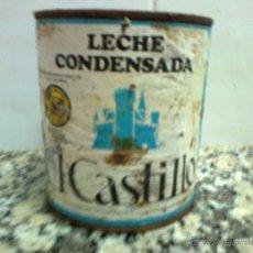 BOTE LECHE CONDENSADA EL CASTILLO