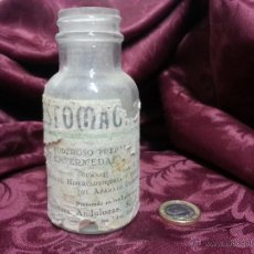 Botellas antiguas: ANTIGUO FRASCO DE ESTOMACTASA.INDUSTRIAS ANDALUZAS S.A.. Lote 40747534
