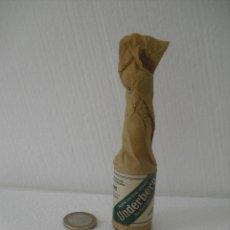Botellas antiguas: UNDERBERG. MINI BOTELLA,BOTELLIN MINIATURA BOTELLITA. MINIBOTELLA.. Lote 40793461