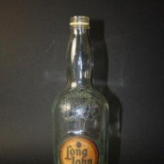 Botellas antiguas: EXCEPCIONAL GRAN BOTELLA DE WHISKY LONG JOHN, DE APROX 200 CL. PARTICULAR-SPECIAL RESERVE,CIRCA 1970. Lote 41378954