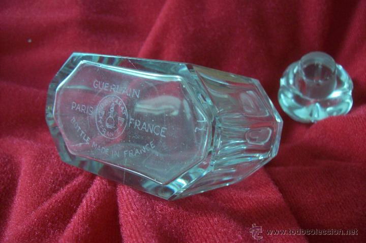 Botellas antiguas: Frasco botella perfume Guerlain Jicky - Foto 5 - 41491338