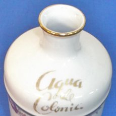 Botellas antiguas: FRASCO DE AGUA DE COLONIA. Lote 41563523