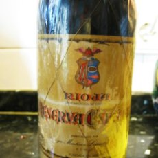 Botellas antiguas: RIOJA RESERVA ESPECIAL- MARTINEZ LACUESTA- 1973. Lote 42373771