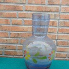 Botellas antiguas: BOTELLA CRISTAL AL AGUA. Lote 42685990