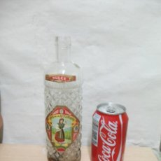Botellas antiguas: ANIS DE LA ASTURIANA . ANTIGUA BOTELLA AÑOS 60 1/2 LITRO. Lote 42937559