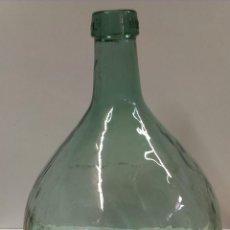 Botellas antiguas: GARRAFA DAMAJUANA DE 10 LITROS DE VIDRIO.. Lote 43639723