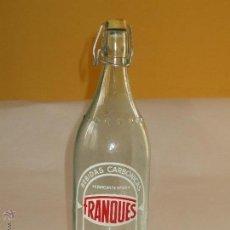 Botellas antiguas - Gaseosa Franqués - 43708245