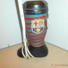 Botellas antiguas: BOTELLA LLENA DEL F.C.BARCELONA. Lote 44399019