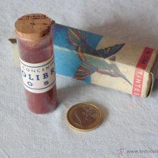 Botellas antiguas: TINTE COLIBRÍ. Lote 44793752