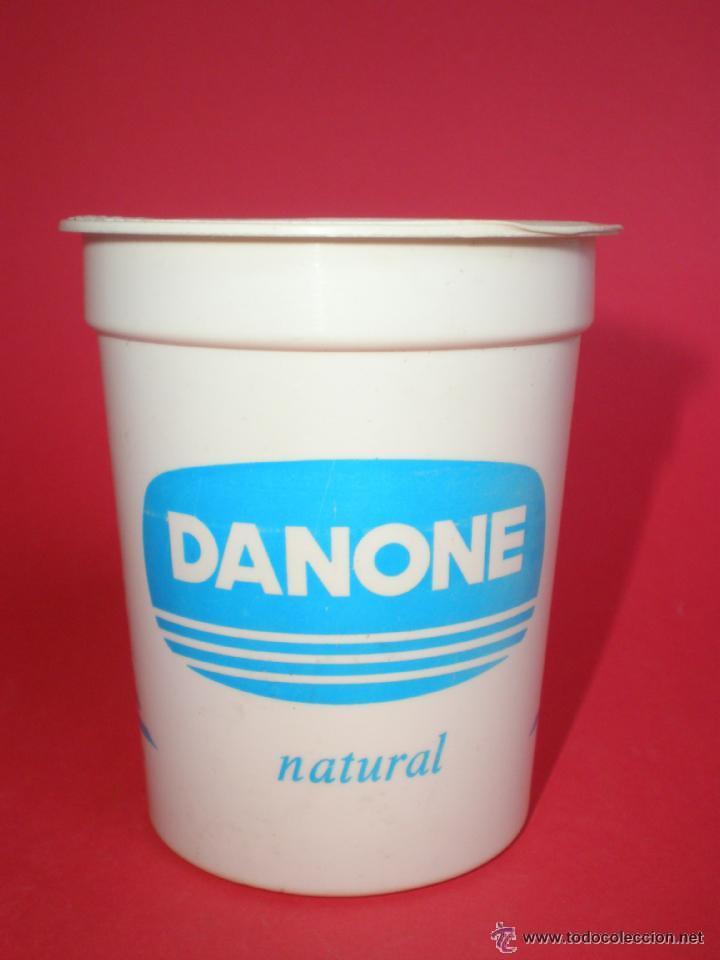 Vaso o envase de yogurt natural danone comprar botellas - Vasos para yogurt ...