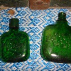 Botellas antiguas: BOTELLA DE AGUA LAVANDA PUITG . Lote 45388374