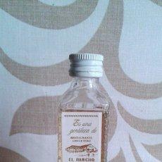 Botellas antiguas: BOTELLÍN LICOR. Lote 46118481