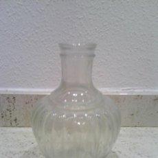 Botellas antiguas: LICORERA DE CRISTAL. Lote 46243568