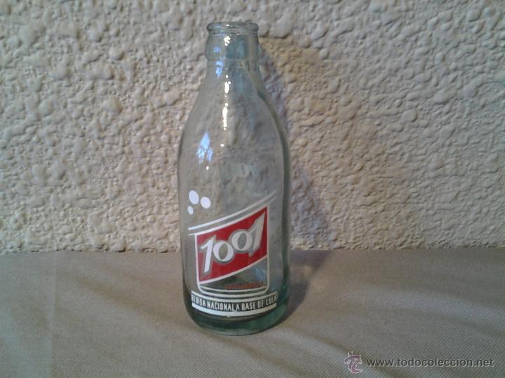 BOTELLA ZARZAPARRILLA 1001 (Coleccionismo - Botellas y Bebidas - Botellas Antiguas)