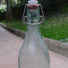 Bottigglie antiche: BOTELLA DE GASEOSAS PEÑA. HARO (LA RIOJA). Lote 131665157