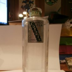Botellas antiguas: ANTIGUA BOTELLA DE COLONIA RAIZ PRODUCTOS J.L.R.. Lote 46501428