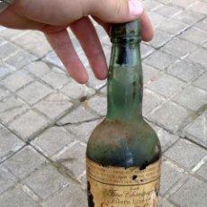 Botellas antiguas: BOTELLA COÑAC CARLOS I. Lote 46509989