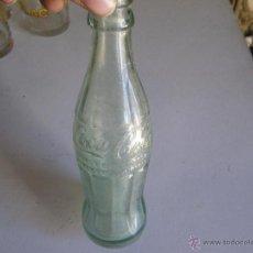 Botellas antiguas: BOTELLA DE COCA COLA EN RELIVE ,, VER . Lote 48303464