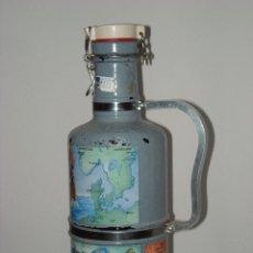 Botellas antiguas: BOTELLA 2L VIKINGA. Lote 48405163