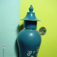 Botellas antiguas: 2841 AVON FRASCO DE COLONIA HOMBRE CON FORMA DE JARRON CHINO - MAS EN COSAS&CURIOSAS. Lote 6080024