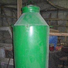 Botellas antiguas: DEPOSITO DE ACEITE. Lote 49253717
