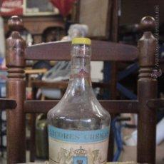 Botellas antiguas: BOTELLA ANISETTE, MIRRA. Lote 49970047