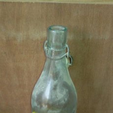 Botellas antiguas: BOTELLA ESPUMOSOS VALDELAGRANA. Lote 50051409