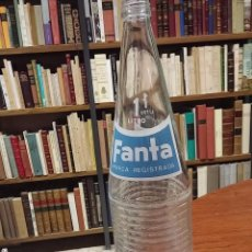 Botellas antiguas: BOTELLA ANTIGUA DE FANTA MARCA REGISTRADA - 1 LITRO - COCA COLA . Lote 50332822
