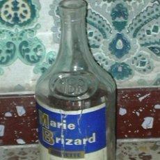 Botellas antiguas: BOTELLA ANISETTE MARIE BRIZARD ROGER. Lote 50481135