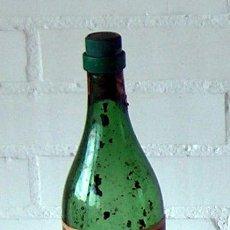 Botellas antiguas: BOTELLA CINZANO DRY VACIA 1 LITRO. Lote 50629115