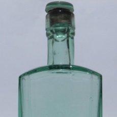 Botellas antiguas: BOTELLA O FRASCO DE COLONIA J. & E ATKINSON 1º MOLDE. Lote 51089991