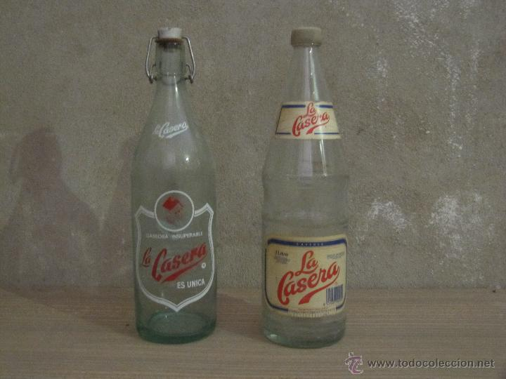 envases de vidrio la casera Comprar Botellas antiguas en