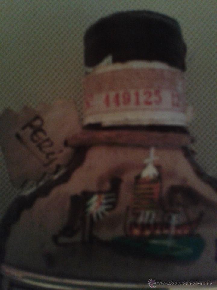 Botellas antiguas: BOTELLA INKAS DE PERU,(MOSTO DE UVA)NUNCA ABIERTO,MUY BIEN DECORADA. - Foto 5 - 51411750