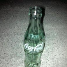 Botellas antiguas: BOTELLA SERIGRAFIADA COCA COLA. Lote 278585428