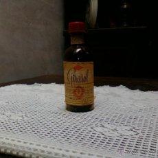 Botellas antiguas: BOTELLA O FRASCO DECOLORANTE CABELLO GIRASOL. FORET. Lote 52515868