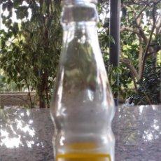 Botellas antiguas: ANTIGUA BOTELLA SERIGRAFIADA DE SCHUSS. 200 ML. Lote 52900273