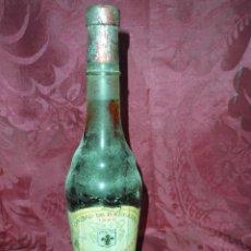 Botellas antiguas: MAGNIFICA BOTELLA ANTIGUA,TAPON CORCHO,CHATEAU DE BREGANÇON 1966 ROSE DE PROVENCE PRECINTADA. Lote 54117656