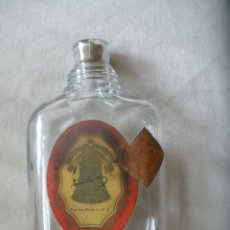 Botellas antiguas: ANTIGUA BOTELLA DE- COÑAC LA CAMPANA-.CON SELLO,UNICA.. Lote 54173496