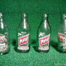 Botellas antiguas: BOTELLAS ZARZAPARRILLA 1001. Lote 55185035