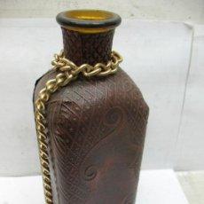 Botellas antiguas: BOTELLA DE MIGUEL DE CERVANTES. Lote 55625128