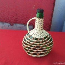 Botellas antiguas: BOTELLA CRISTAL . Lote 56552735