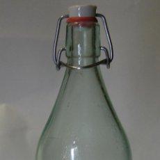 Botellas antiguas: GASEOSA LA INDUSTRIAL DE GUADALAJARA 1 L. Lote 56868164
