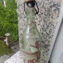Botellas antiguas: ANTIGUA BOTELLA DE GASEOSAS A NOSA ORENSE .. VER . Lote 57106593