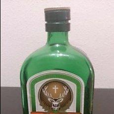 Botellas antiguas: BOTELLA JAGERMEISTER/JAGERMEIFTER. VACÍA.. Lote 58330861
