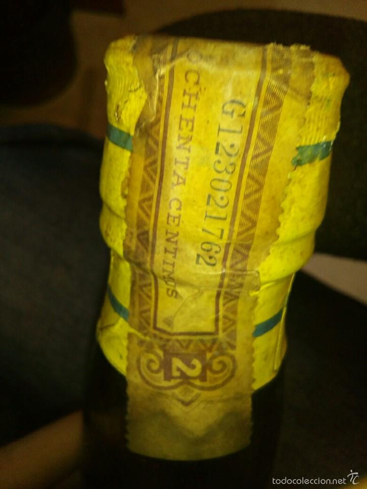 Botellas antiguas: Brandy 501 - Foto 2 - 58415799